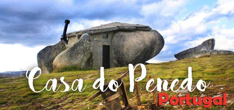 CASA DO PENEDO | Visitar a casa dos Flintstones em Portugal