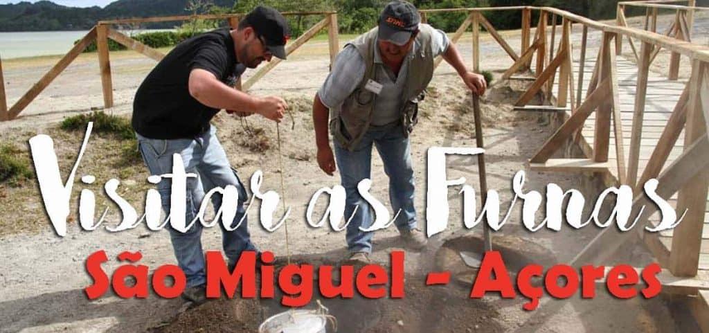 COZIDO DAS FURNAS em São Miguel | Dicas para cozinhar você mesmo
