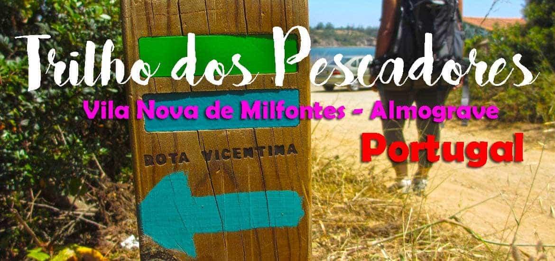 TRILHO DOS PESCADORES | Etapa Vila Nova de Milfontes a Almograve
