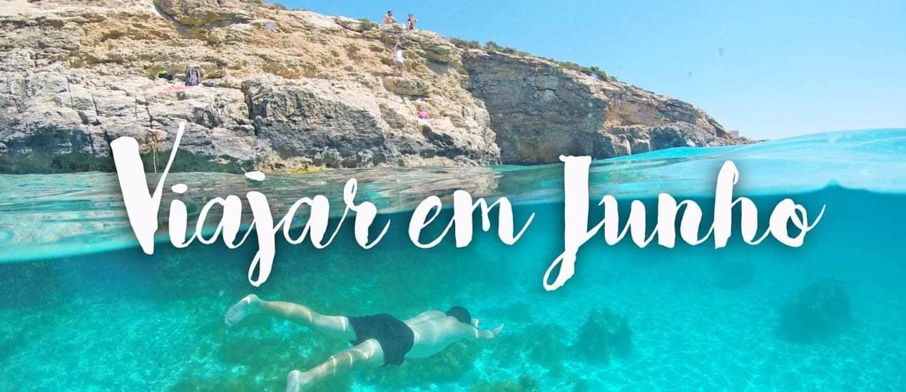 VIAJAR EM JUNHO | TOP 10 Lugares para visitar no mês de Junho