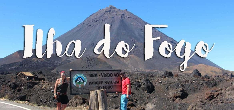 ILHA DO FOGO - Visitar a ilha vulcão e as erupções de Cabo Verde