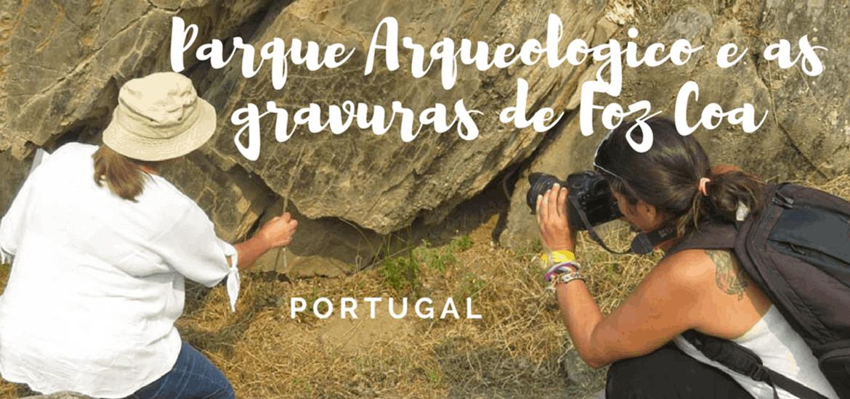Visitar o Parque Arqueológico do Vale do Côa e conhecer as gravuras rupestres