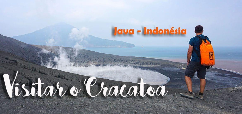 DIA 21 – Visitar o KRAKATOA, um dos vulcões mais destrutivos do mundo | Volta ao Mundo