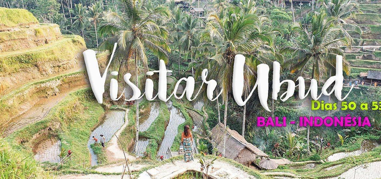 UBUD - INDONÉSIA | O que visitar, ver e fazer na alma de Bali