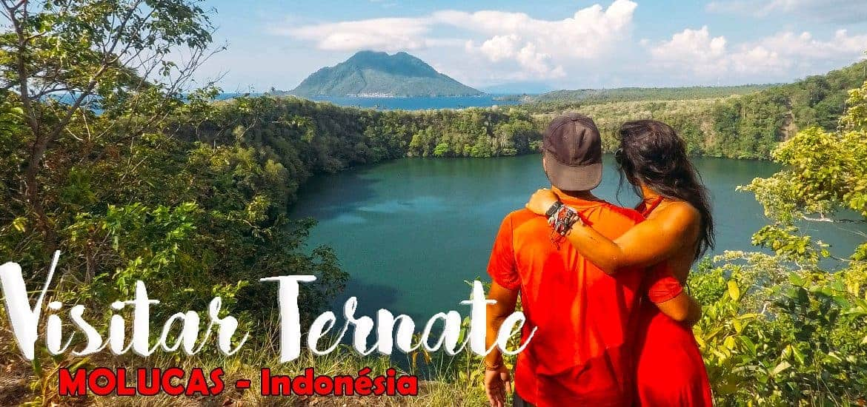 TERNATE - MOLUCAS | Visitar a ilha do cravinho na Indonésia