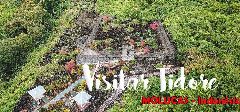 TIDORE - MOLUCAS | Visitar o antigo reino do cravinho na Indonésia