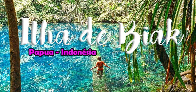 BIAK - INDONÉSIA | Visitar o arquipélago dos piratas do mar da Papua