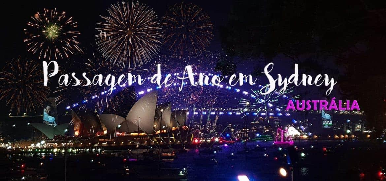 PASSAGEM DE ANO EM SYDNEY | Preparar o réveillon na Austrália