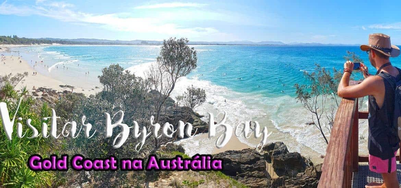 BYRON BAY - AUSTRÁLIA | O que visitar, ver e fazer no hippy surf trail