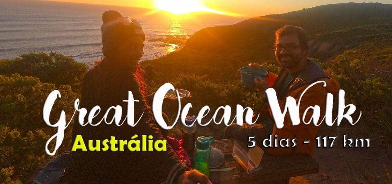 GREAT OCEAN WALK - AUSTRÁLIA | Um dos melhores trilhos do mundo