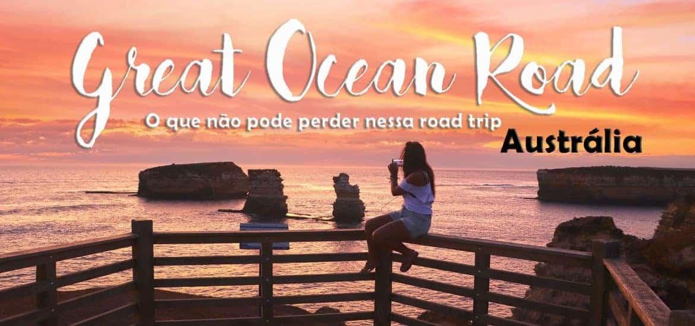 GREAT OCEAN ROAD - Visitar a estrada mais bonita da Austrália