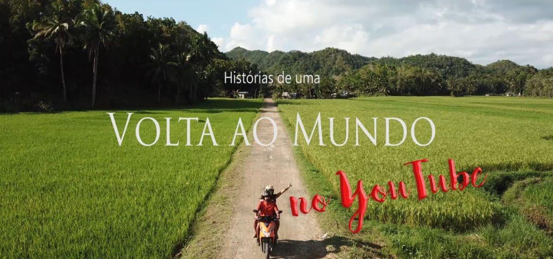 STORIES DA VOLTA AO MUNDO | As stories publicadas no instagram da nossa viagem já estão no YouTube