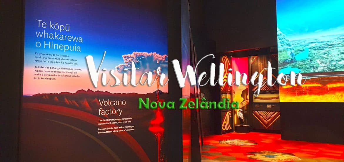 VISITAR WELLINGTON, a capital mais meridional do mundo | Nova Zelândia