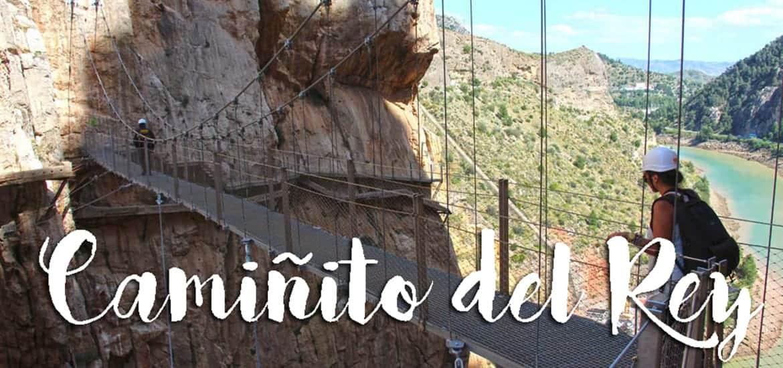 CAMINITO DEL REY | Dicas de chegar, estacionar, visitar e trilho