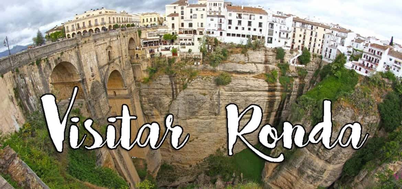 RONDA, visitar uma pérola num promontório da Andaluzia em Espanha