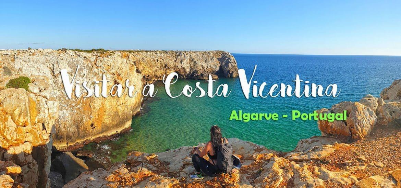 Visitar a COSTA VICENTINA | O que ver e fazer num roteiro para aproveitar os melhores lugares e praias de Odeceixe a Burgau