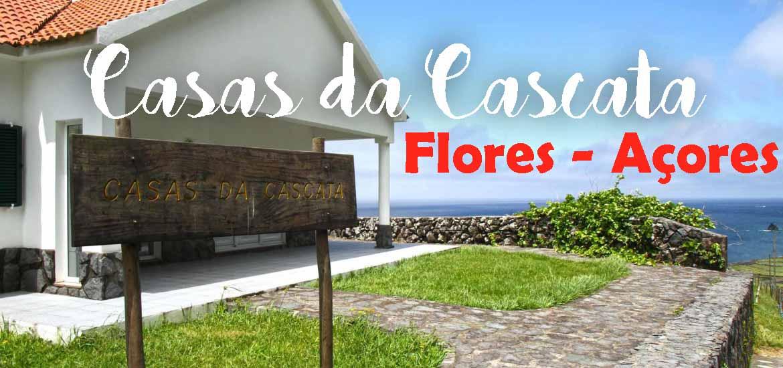 CASAS DA CASCATA, um alojamento local na ilha das Flores, Açores