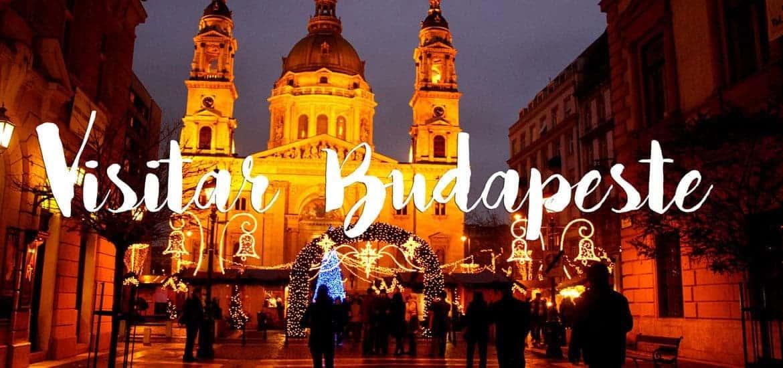 BUDAPESTE - HUNGRIA   O que visitar, ver e fazer em Buda e Peste