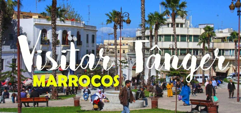 TÂNGER - MARROCOS   Visitar a cidade que é a porta da cultura árabe
