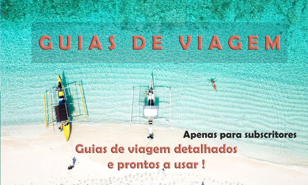 GUIAS DE VIAGEM | Viajar entre Viagens