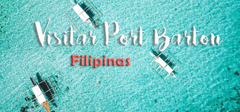 PORT BARTON, visitar a capital hippie de Palawan nas Filipinas