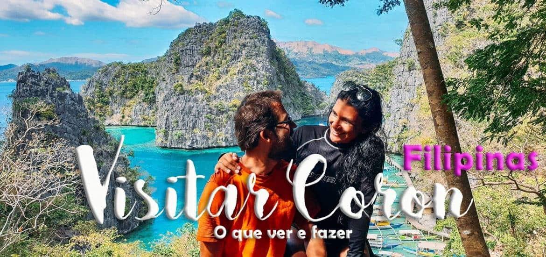 CORON - FILIPINAS | O que visitar, ver e fazer na nova Meca do turismo