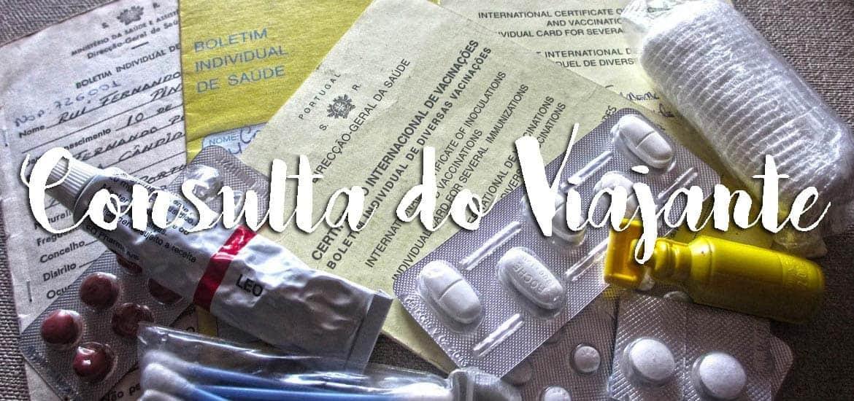 CONSULTA DO VIAJANTE no Serviço Nacional de Saúde e pague 5€