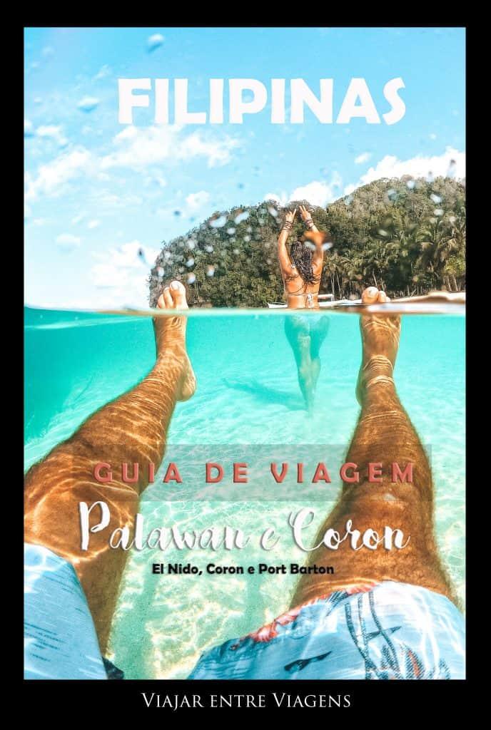 GUIA DE VIAGEM - Palawan e Coron - Filipinas